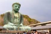 The Great Buddha of Kamakura — Stock Photo