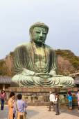 Great Buddha of Kamakura — Stock Photo