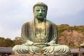 The Great Buddha of Kamakura, Japan — Stock Photo