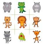 ensemble d'animaux — Vecteur #59316479