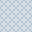 Damask beautiful background with rich, old style, blue luxury ornamentation, fashioned seamless pattern — Stock Vector #52101093