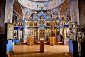 Orthodox Christian church — Stock Photo