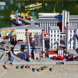 ������, ������: Industrial plant miniature model