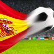 Football Spain — Stock Photo #52239491