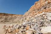 Development of rock — Foto Stock