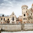 Destroyed Medieval Russia Manor — Stock Photo #56620679
