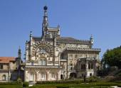 National Palace of Bussaco — Stock Photo