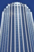 111 Huntington Avenue, a part of the Prudential Center complex, in Boston — Stock Photo