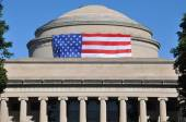 Massachusetts Institute of Technology in Cambridge, MA, USA — Stock Photo