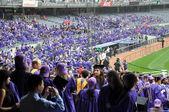 New York University (NYU) 181st Commencement Ceremony — Stockfoto