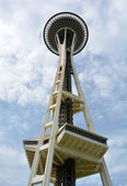 Famous Space Needle — Foto Stock