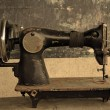 Abandoned stitching machine — Stock Photo #60560815