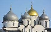St. Sofia cathedral — Stock Photo