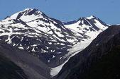 Glaciers Near Valdez — Stock Photo