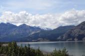 Kluane Lake — Stock Photo