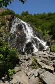 Horsetail Falls, Valdez — Stock Photo