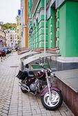 Vozdvizhyenka - residential area — Stock Photo