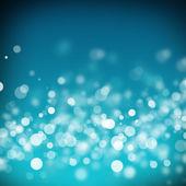 синий абстрактный легкий фон — Стоковое фото