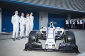 Bottas Jerez 2015 — Stock Photo