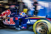 Max Verstappen Jerez 2015 — Stock Photo