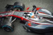 Fernando Alonso 2015 — Stock Photo