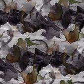 Artwork artist palette picture  frame graphic Black, Brown seaml — Stock Photo