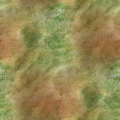 Watercolor texture  brown, green background wallpaper seamless p — Stock Photo