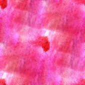 Impressionism pink, red artist  seamless watercolor wallpaper te — Stock Photo