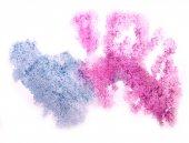Modern art avant-guard texture background blue, violet wallpaper — Stock Photo