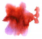 Modern art avant-guard texture background red, violet wallpaper — Stock Photo