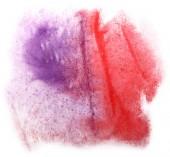 Modern art avant-guard texture red, violet background wallpaper — Stock Photo