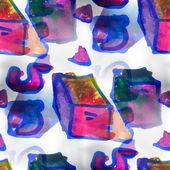 Mural seamless  pattern bricks background texture wal — Stockfoto