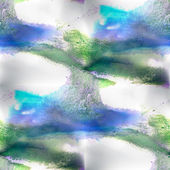 Mural   green, blue seamless pattern background  text — Foto de Stock
