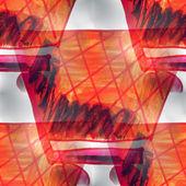 Mural  seamless shopping cart pattern background  te — Stockfoto