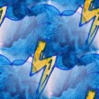 Mural background seamless pattern lightning texture — Stock Photo #62375729