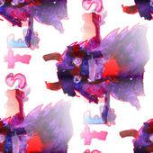 Mural monster seamless pattern  texture wallpaper — Stockfoto