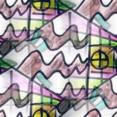 Mural   window background seamless pattern  texture — Stock Photo