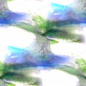 Mural  background  green, blue seamless pattern — Stock Photo