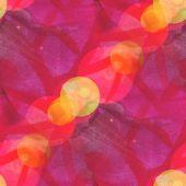 Bokeh seamless art red brown vanguard watercolor — Foto de Stock