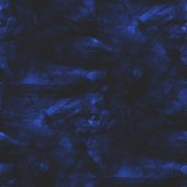 Blue seamless cubism abstract, art Picasso texture watercolor wa — Stock Photo