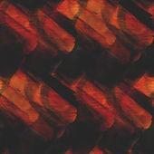 Bezešvá textura pozadí žluté modrý ornament akvarel umění — Stock fotografie