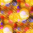 Bokeh colorful pattern yellow, blue, red water texture paint abs — Stock Photo #65195705