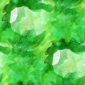 Pattern design seamless watercolor texture background green wall — Stock Photo