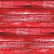 Seamless texture of red wooden fence — Stock Photo #65387025