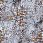 Seamless background of old wood board cracked and scratched line — Stock Photo