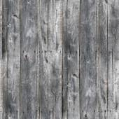 Seamless gray texture old wood boards background — Stock Photo