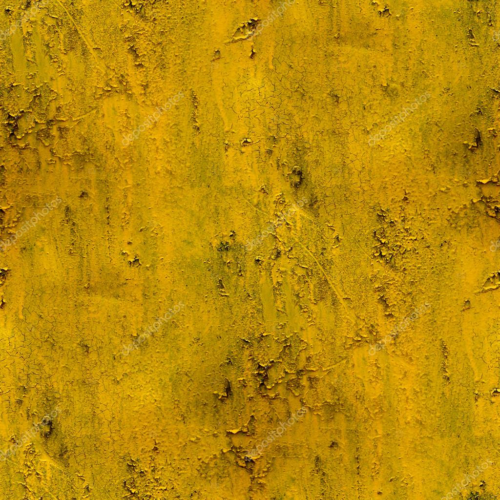 gelbe wand flecken putz risse nahtlose malen hintergrundtext stockfoto maxximmm1 65389295. Black Bedroom Furniture Sets. Home Design Ideas