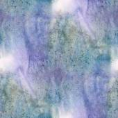 Seamless watercolor texture blue, green, purple art for your wal — Stock Photo