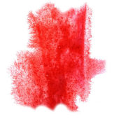 Abstract red watercolor  background for your design insult — Stock Photo