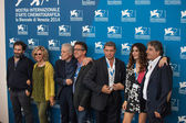 71st Venice Film Festival — Stock Photo